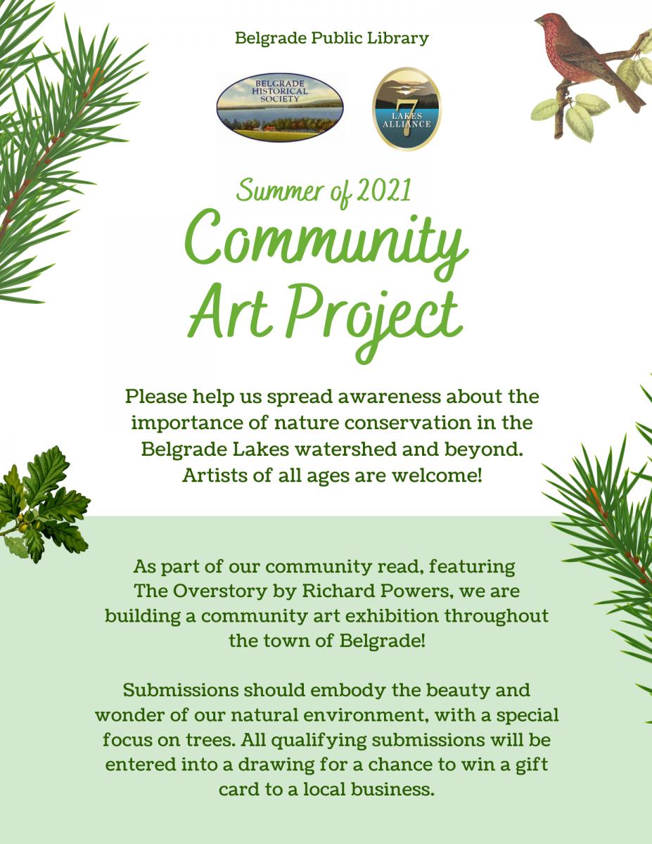 Community Art Project Details