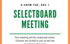 Selectboard meeting