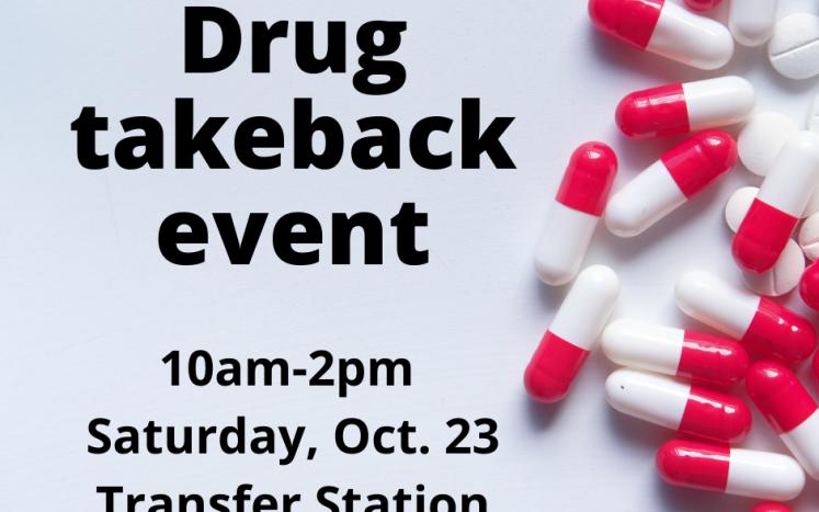 drug takeback